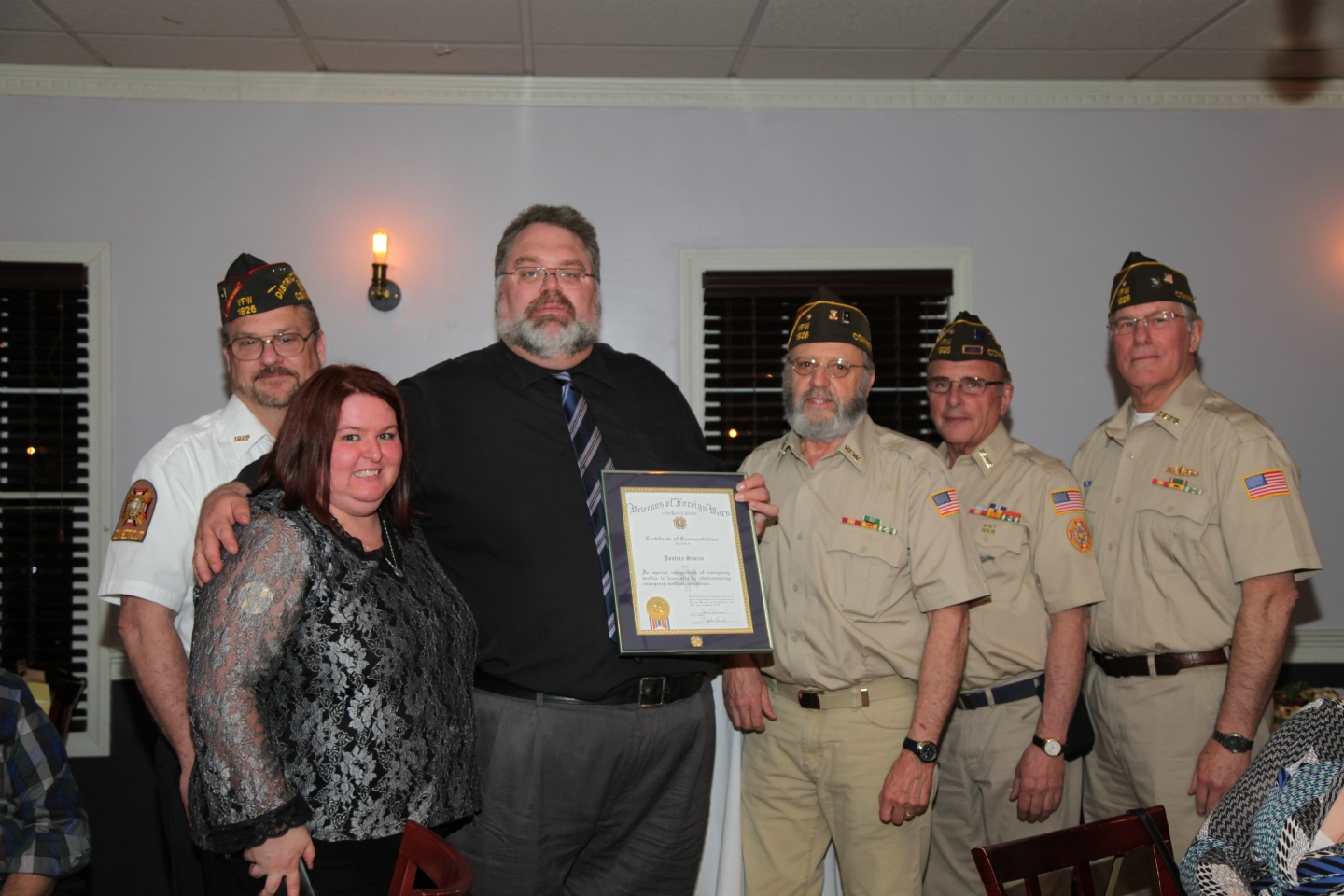 The Metacomet Post 1926, Veterans of Foreign Wars, Simsbury, CT